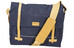 Basil Portland Messenger Tasche dunkelblau